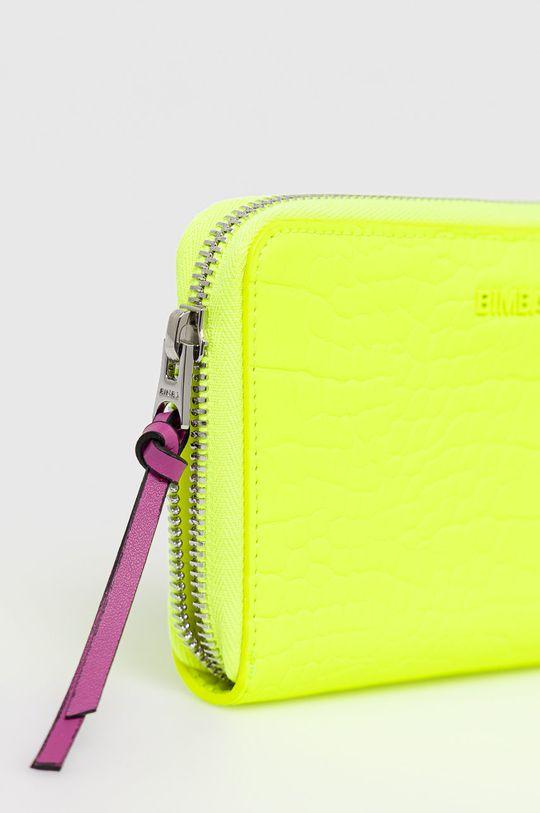 BIMBA Y LOLA - Peňaženka žltá