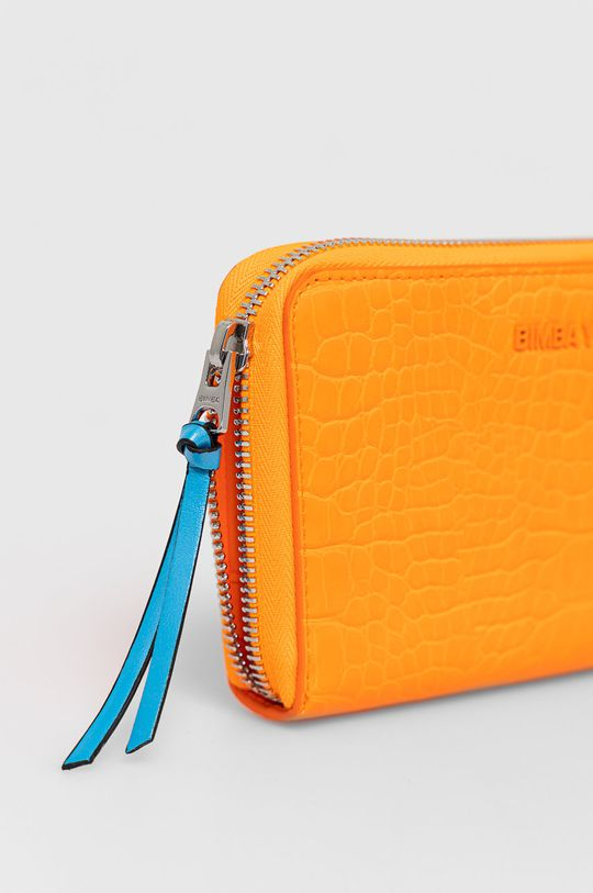 BIMBA Y LOLA - Portofel portocaliu
