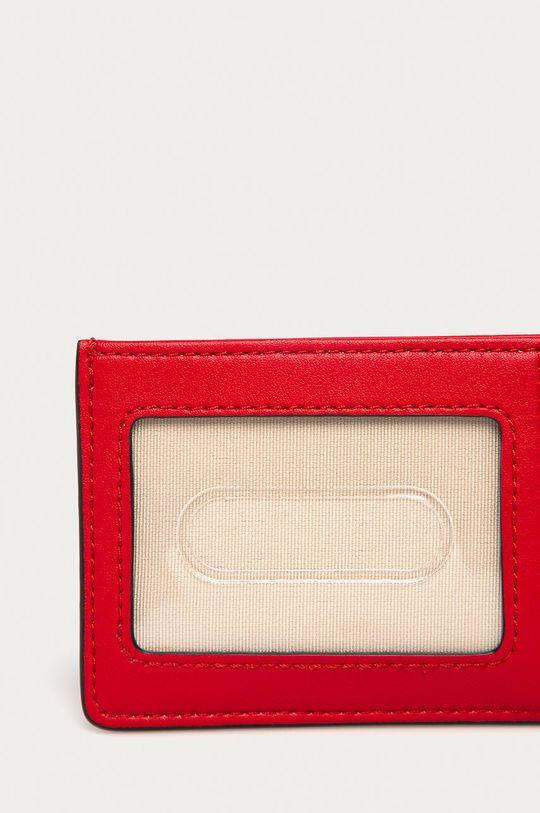 Lauren Ralph Lauren - Portfel skórzany czerwony