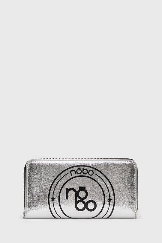 srebrny Nobo - Portfel Damski