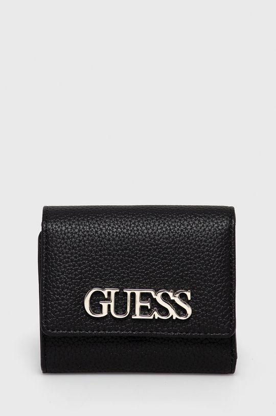 černá Guess - Peněženka Dámský