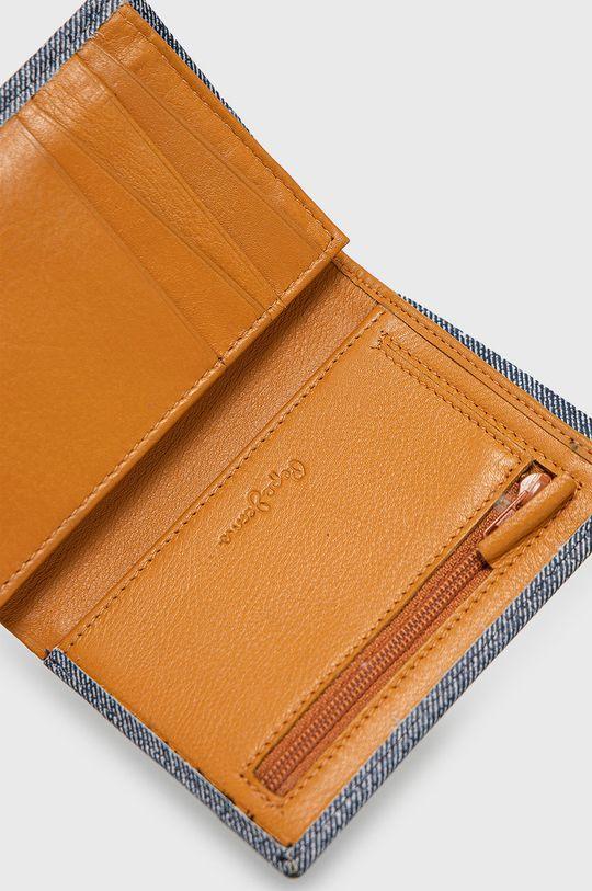 Pepe Jeans - Kožená peňaženka  100% Prírodná koža