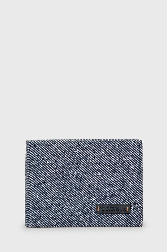modrá Pepe Jeans - Kožená peňaženka Dámsky