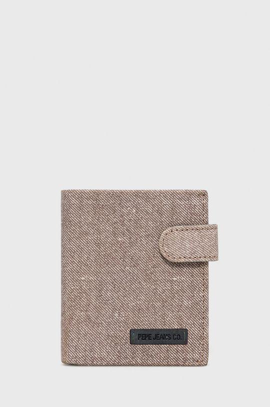 culoarea tenului Pepe Jeans - Portofel de piele De femei