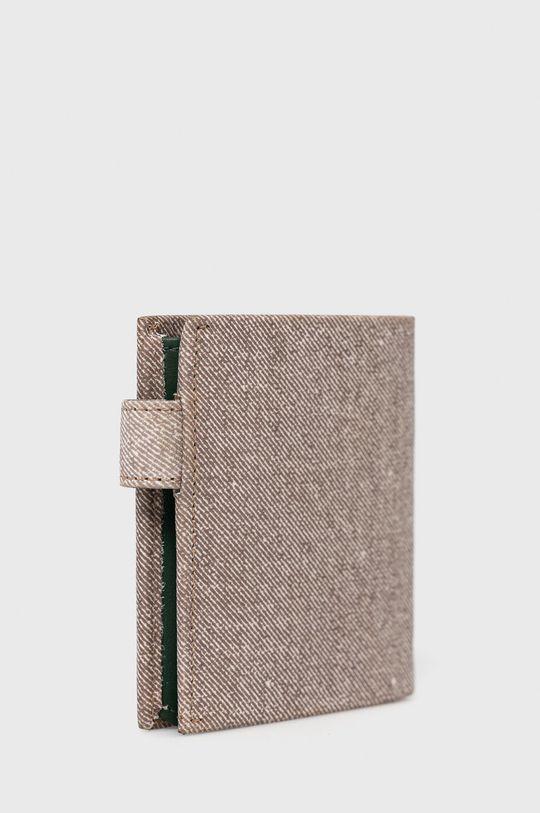 Pepe Jeans - Portofel de piele culoarea tenului