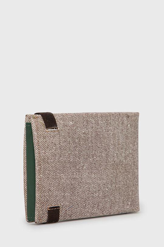 Pepe Jeans - Kožená peňaženka telová