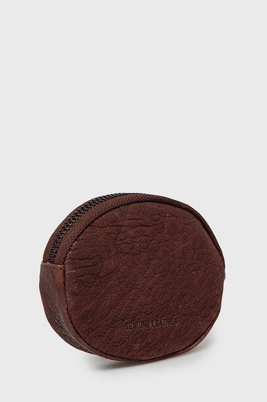 Pepe Jeans - Portofel de piele mahon