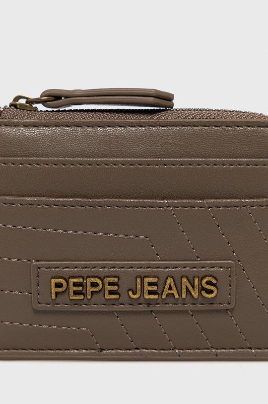 Pepe Jeans - Peňaženka Amanda piesková