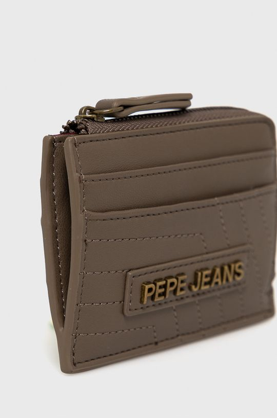 piesková Pepe Jeans - Peňaženka Amanda