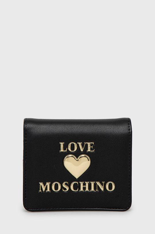 čierna Love Moschino - Peňaženka Dámsky