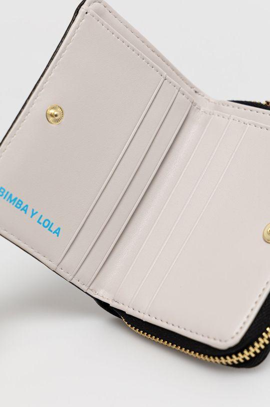 čierna BIMBA Y LOLA - Kožená peňaženka