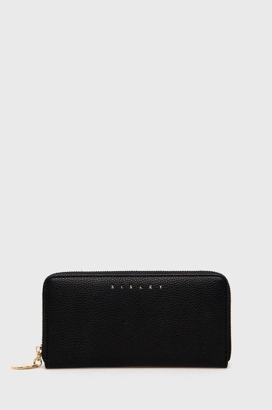 čierna Sisley - Peňaženka Dámsky
