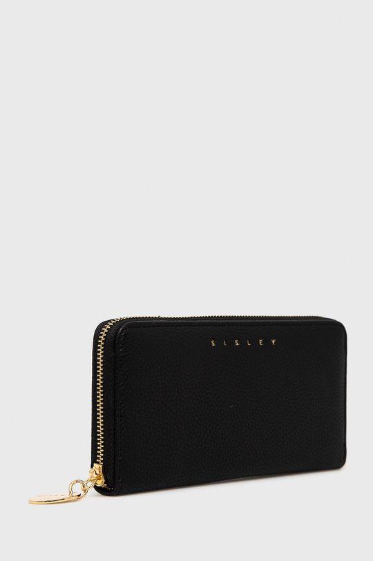 Sisley - Peňaženka  Podšívka: 50% Polyester, 50% Polyuretán Základná látka: 100% Polyuretán