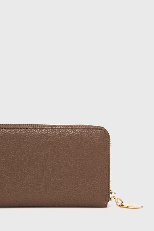 brązowy Sisley - Portfel