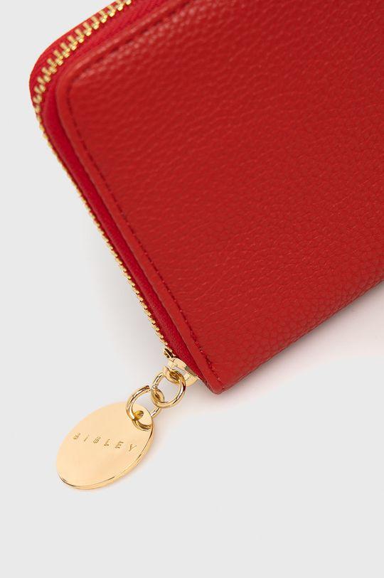 Sisley - Portfel czerwony
