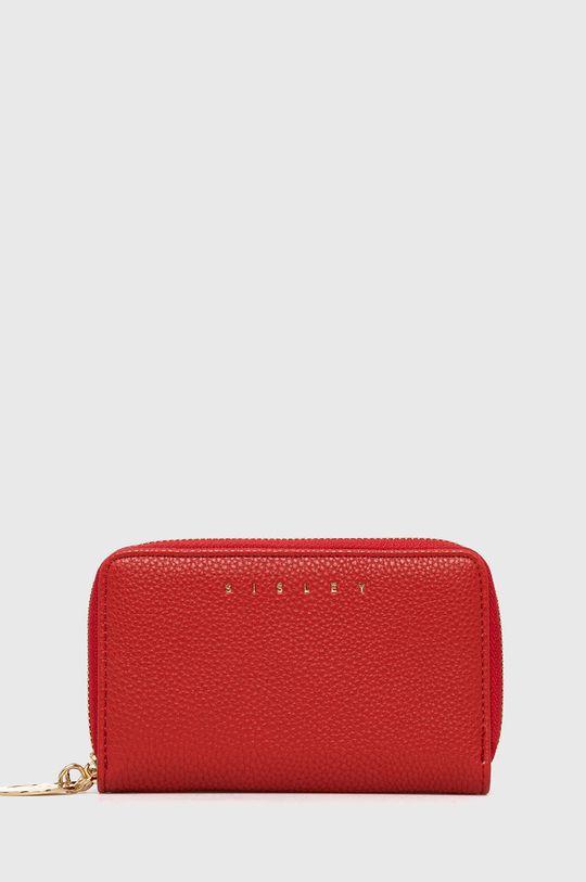 červená Sisley - Peňaženka Dámsky