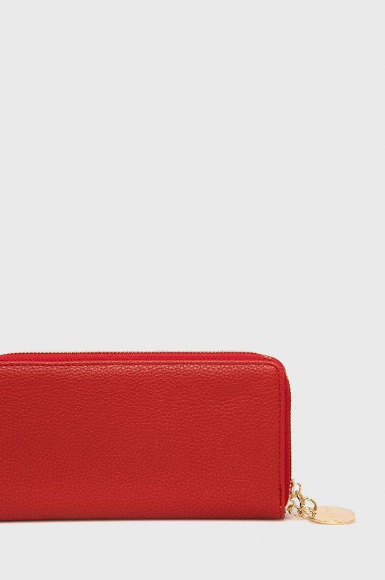 czerwony Sisley - Portfel