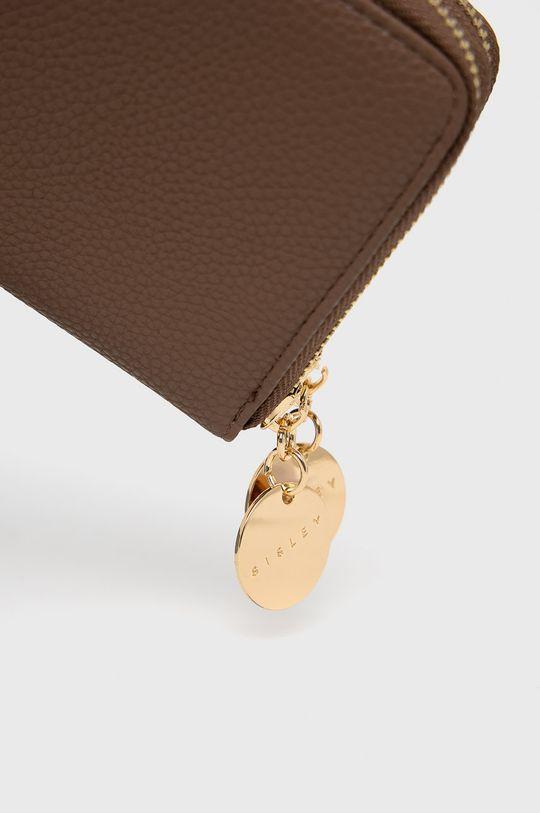 Sisley - Portfel brązowy