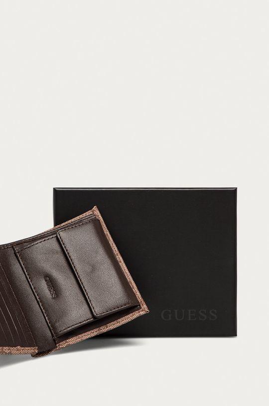hnědá Guess - Peněženka