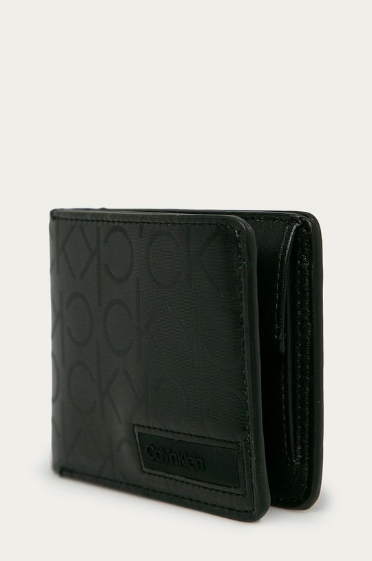 Calvin Klein - Kožená peňaženka  100% Prírodná koža