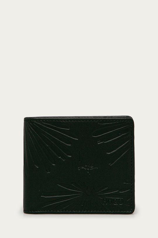 Hugo - Peňaženka a puzdro na karty čierna