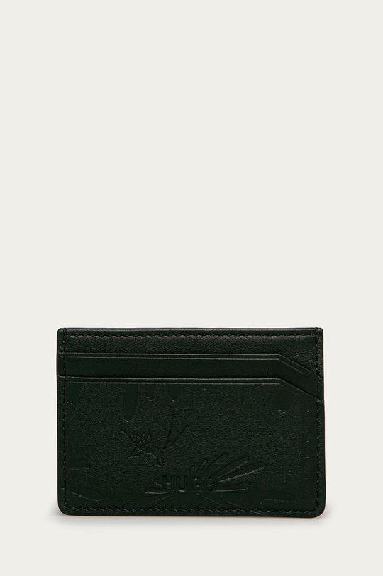 Hugo - Peňaženka a puzdro na karty  100% Prírodná koža