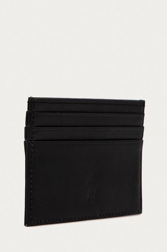 Polo Ralph Lauren - Portfel skórzany Podszewka: 100 % Poliester, Materiał zasadniczy: 100 % Skóra naturalna