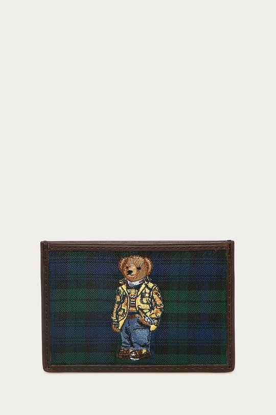 hnědá Polo Ralph Lauren - Peněženka Pánský