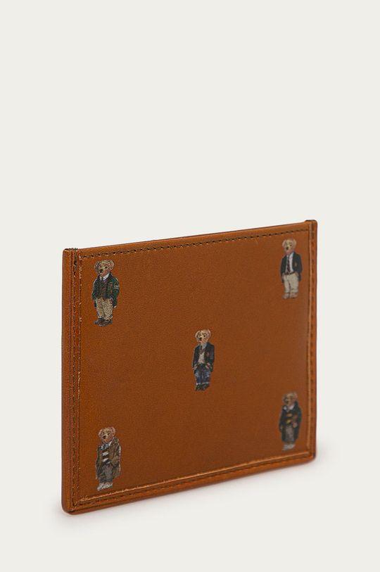 Polo Ralph Lauren - Portfel skórzany 100 % Skóra naturalna