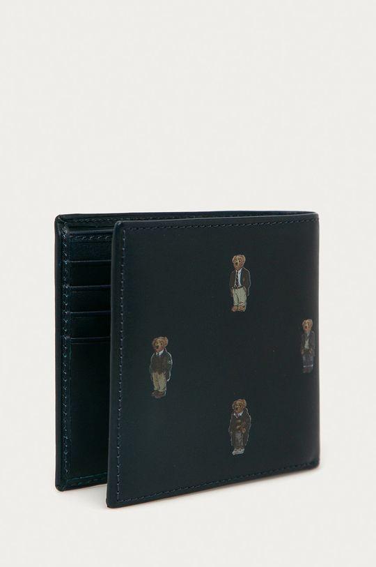 Polo Ralph Lauren - Kožená peněženka  100% Přírodní kůže