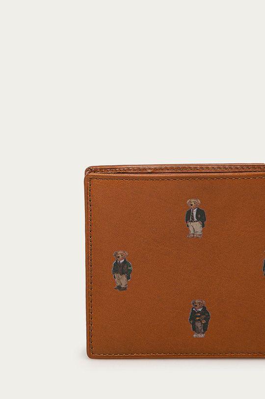 brązowy Polo Ralph Lauren - Portfel skórzany