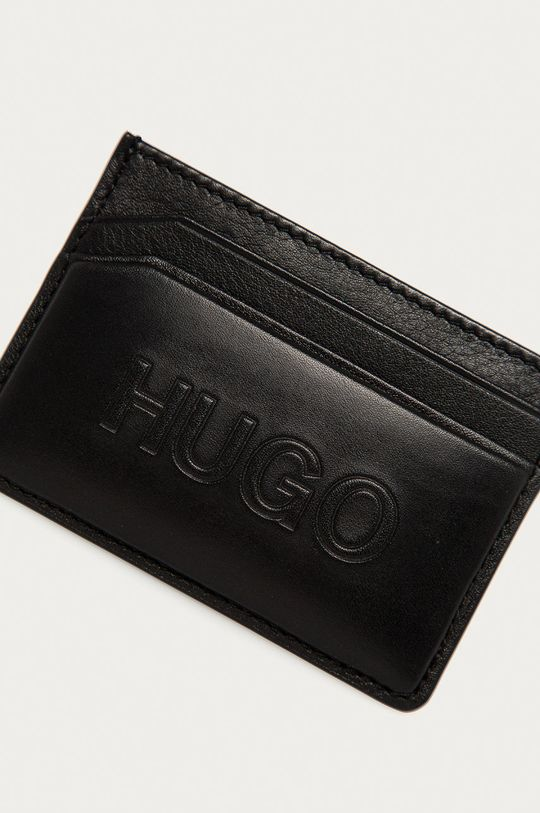 Hugo - Portofel de piele  Captuseala: 100% Poliester  Materialul de baza: 100% Piele naturala
