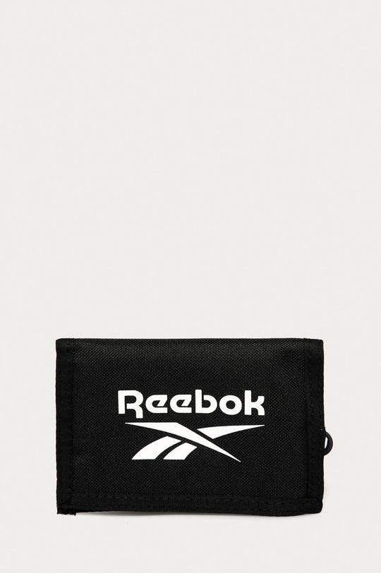čierna Reebok - Peňaženka Pánsky