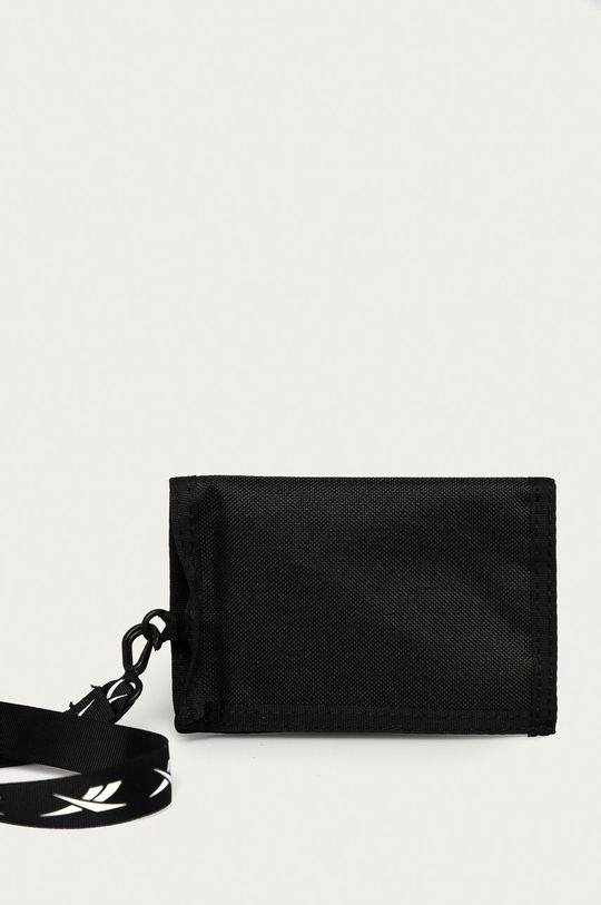 Reebok - Peňaženka čierna