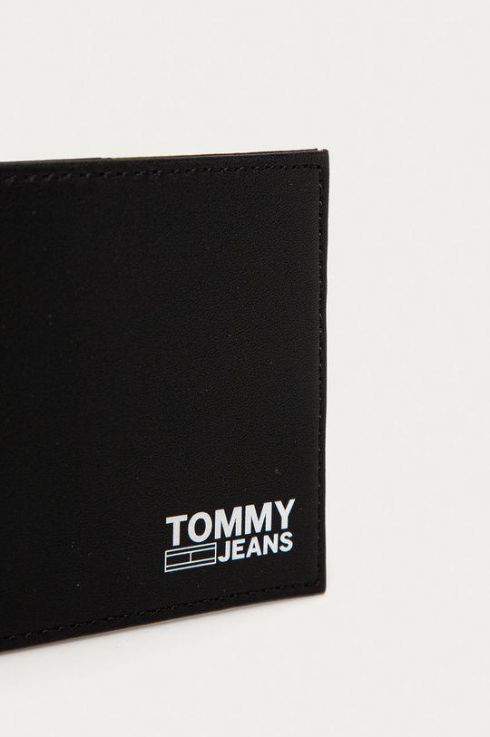 Tommy Jeans - Portofel  35% Poliester , 15% Poliuretan, 50% Piele naturala