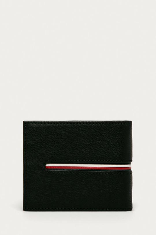 Tommy Hilfiger - Kožená peňaženka  100% Prírodná koža