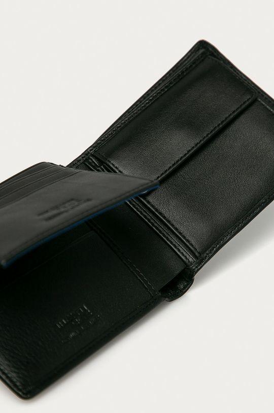 čierna Trussardi Jeans - Kožená peňaženka