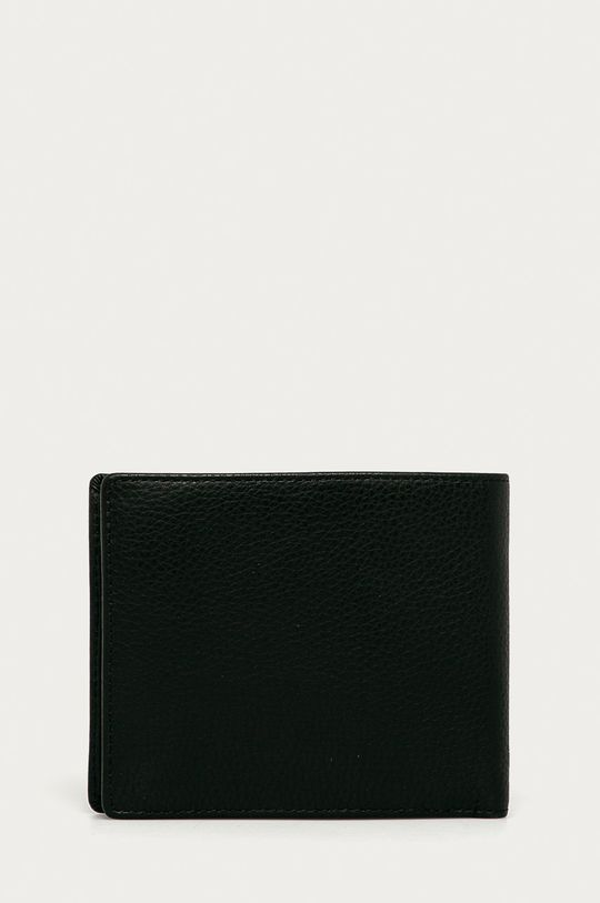 Trussardi Jeans - Kožená peňaženka  Podšívka: 100% Polyester Základná látka: 100% Prírodná koža