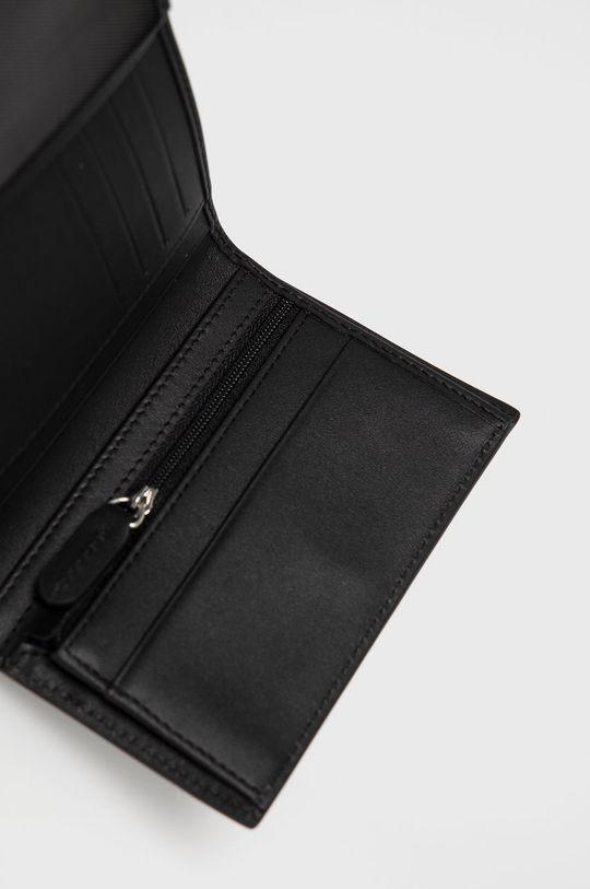 Lacoste - Kožená peňaženka Pánsky