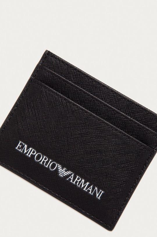 Emporio Armani - Portofel  100% Material sintetic