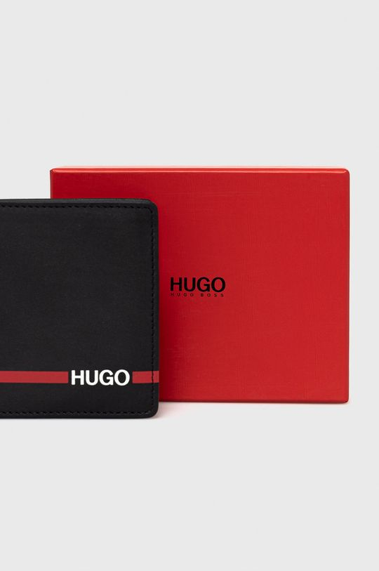 Hugo - Portfel skórzany Męski