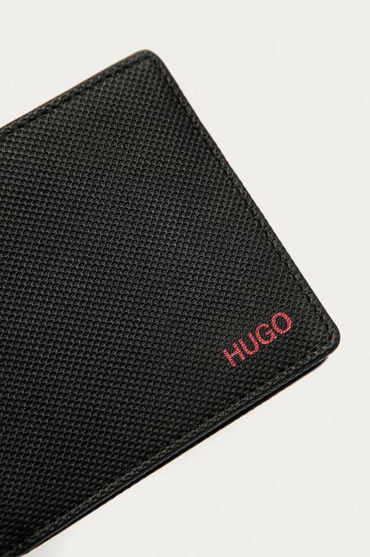 Hugo - Portofel de piele negru