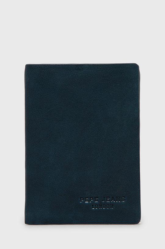 negru Pepe Jeans - Portofel de piele De bărbați