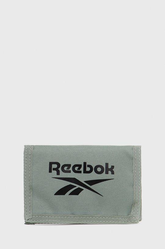 hnedozelená Reebok - Peňaženka Pánsky