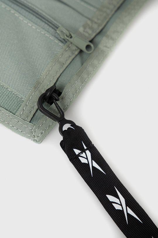 Reebok - Peňaženka hnedozelená