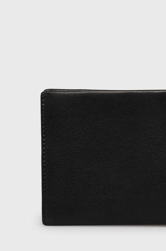 czarny Samsonite - Portfel skórzany