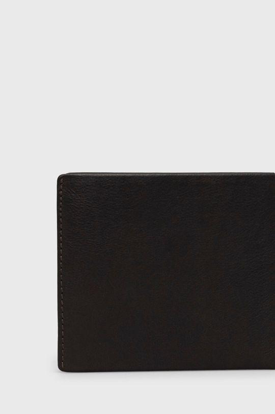 hnedá Samsonite - Kožená peňaženka