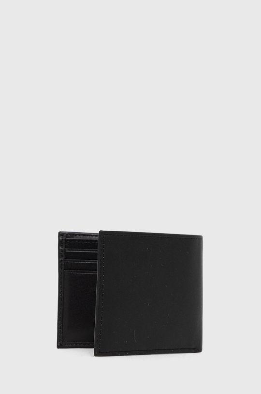 Calvin Klein - Portfel skórzany Skóra naturalna