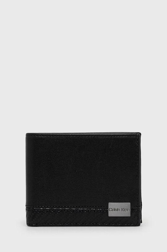 Calvin Klein - Bőr pénztárca  100% természetes bőr