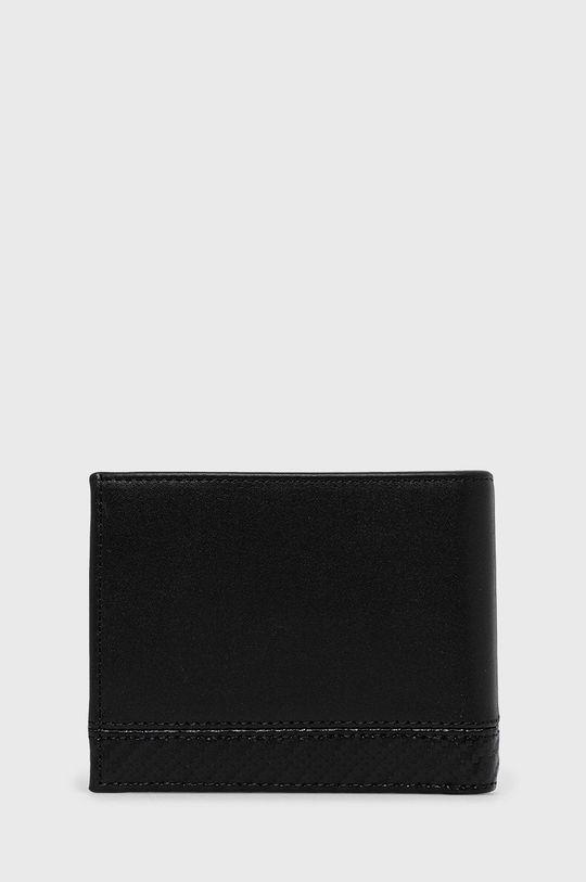 fekete Calvin Klein - Bőr pénztárca